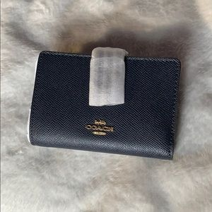Brand new never used coach wallet